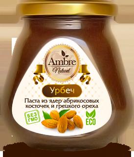 Урбеч из абрикосовых косточек